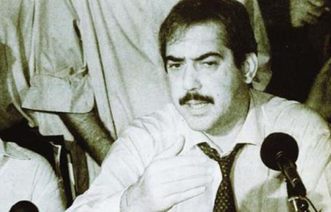 چیئرمین پاکستان پیپلز پارٹی بلاول بھٹو زرداری نے 23 ویں یوم شہادت پر شہید میر مرتضیٰ بھٹو کو شاندار خراج تحسین پیش کیا
