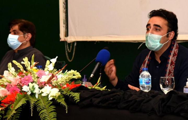 چیئرمین پاکستان پیپلزپارٹی بلاول بھٹو زرداری نے کہا ہے کہ پاکستان پیپلزپارٹی نے بہت قربانیاں دی ہیں
