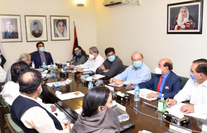 پاکستان پیپلز پارٹی کی مرکزی رہنماو ¿ں نے کہا ہے کہ پاکستان پیپلزپارٹی اور گلگت بلتستان کے عوام کا رشتہ تین نسلوں کا ہے ہم نےپہلے ہی گلگت بلتستان کوعبوری سٹیٹس دیاہواہے