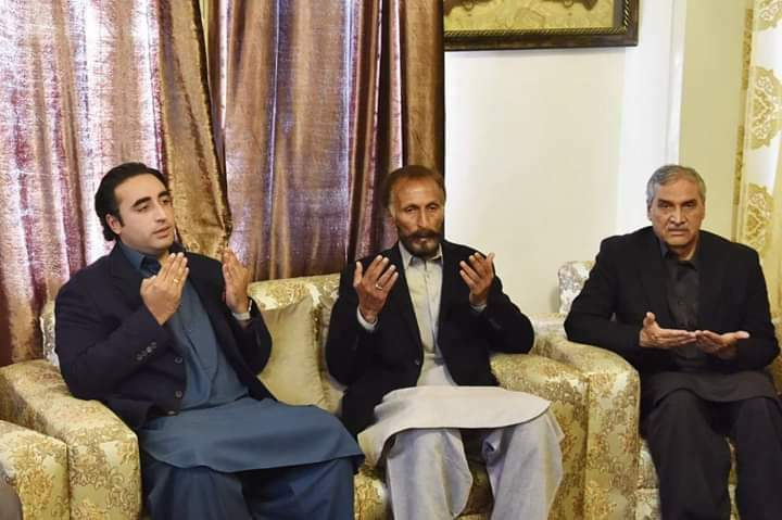 پاکستان پیپلزپارٹی سٹی اسلام آباد کے صدر خان افتخار شہزادہ نے مقتول اسامہ ستی کے والد کو بنی گالہ محل میں طلب کرکے ان سے تعزیت کرنے کے عمل کی مذمت کرتے ہوئے کہا ہے