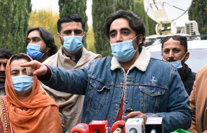 پاکستان پیپلزپارٹی کے چیئرمین بلاول بھٹو زرداری نے بدھ کے روز لاہور میں ایک پریس کانفرنس سے خطاب کرتے ہوئے کہا کہ پاکستان ڈیموکریٹک موومنٹ کے شارٹ ٹرم اور لانگ ٹرم مقاصد ہیں